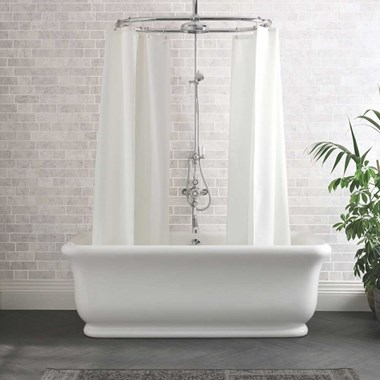 BC Designs Senator Freestanding Bath -1804 x 850mm